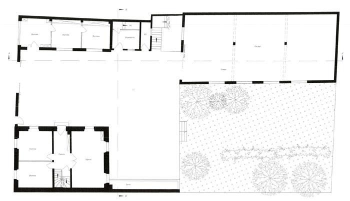 1-rehabilitation-restaurant-plan-rdc-existant-agence-aec