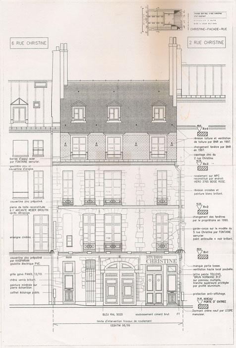 1-studio-christine-facade-rue-agence-lelli