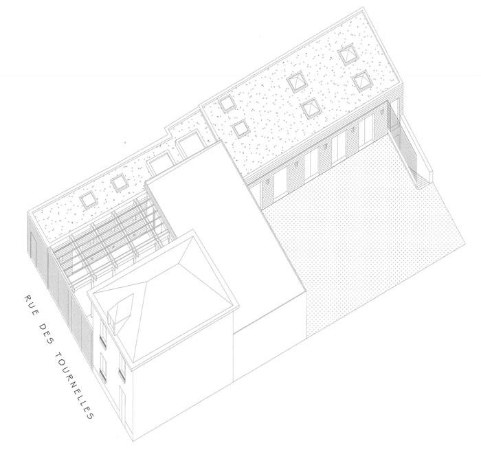 8-rehabilitation-restaurant-axonometrie-agence-aec