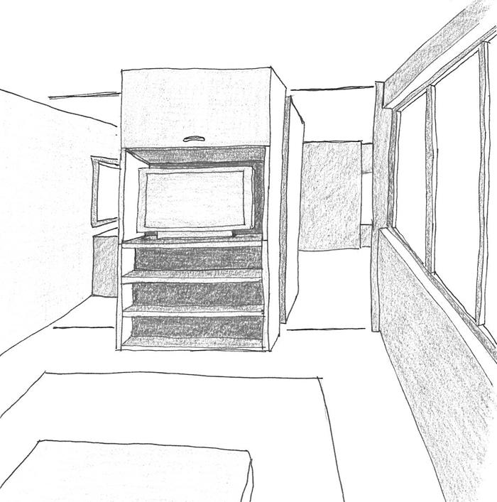 13-corbusier-perspective-chambre-tv